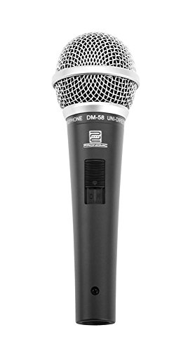 Pronomic DM-58 - Microfono vocal, con interruptor