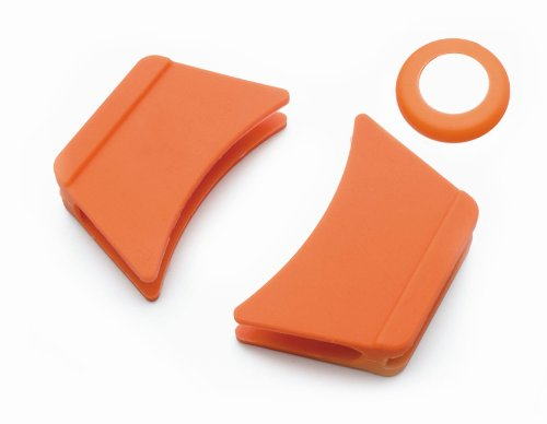 Lacor 3 PCS Protector Silicona Cacerola REDOND, Centimeters width=