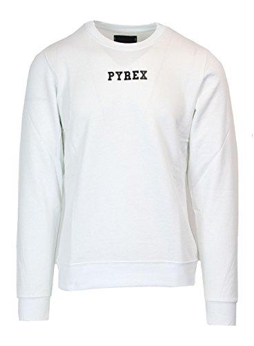 PYREX UNISEX SWEATSHIRT 33813 Bianco