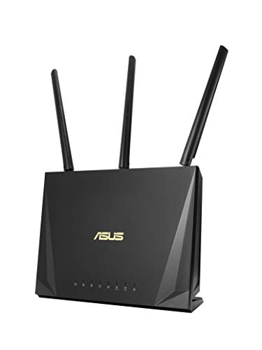 ASUS RT-AC85P - Router Doble-Banda AC2400 Gigabit
