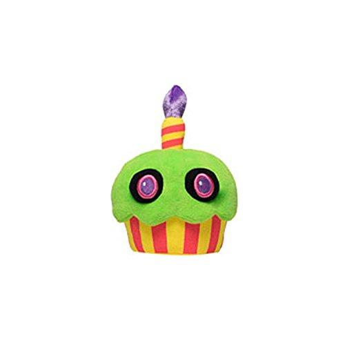 "Five Nights At Freddys - Cupcake Nightmare Neon Plush - 20cm 8"""