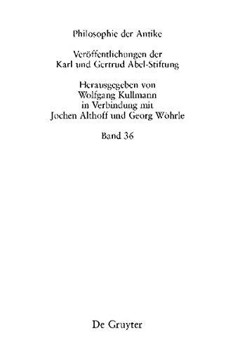 Die Kunst der philosophischen Exegese bei den spätantiken Platon- und Aristoteles-Kommentatoren (Philosophie der Antike, Band 36)