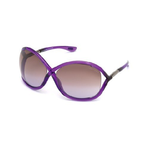 Tom Ford Sonnenbrille 0009 Whitney 78Z Shiny Lilac Violet Gradient