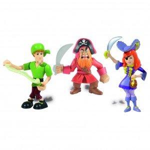 Giochi Preziosi Scooby Doo 5 Figuras