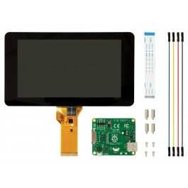 RASPBERRY PI LCD 2473872 Monitor