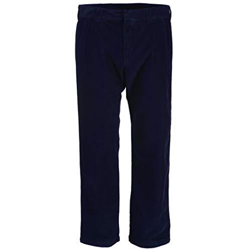 Dickies Herren Chinos WP873 blau W 32 L 32 Straight Leg Cord-hose