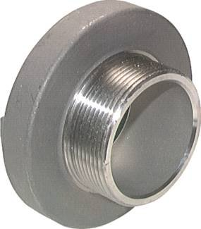 """Storz-Kupplung G 1 1/2\""""(AG), 52-C, Aluminium (geschmiedet) Werkstoff:Aluminium (geschmiedet)"""