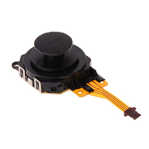 Angelliu Joystick-Kappen Ersatz-Joystick Für 3D-Analogsteuerung Links Rechts Gamepads Für Sony PSP 3000 Console Controller
