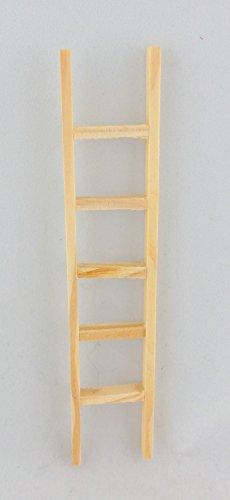 puppenhaus-miniatur-112-garten-laden-mobel-holz-gerade-stufe-leiter