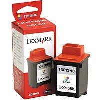 Lexmark 13619HC Cartouche d'encre d'origine Jaune, cyan, magenta