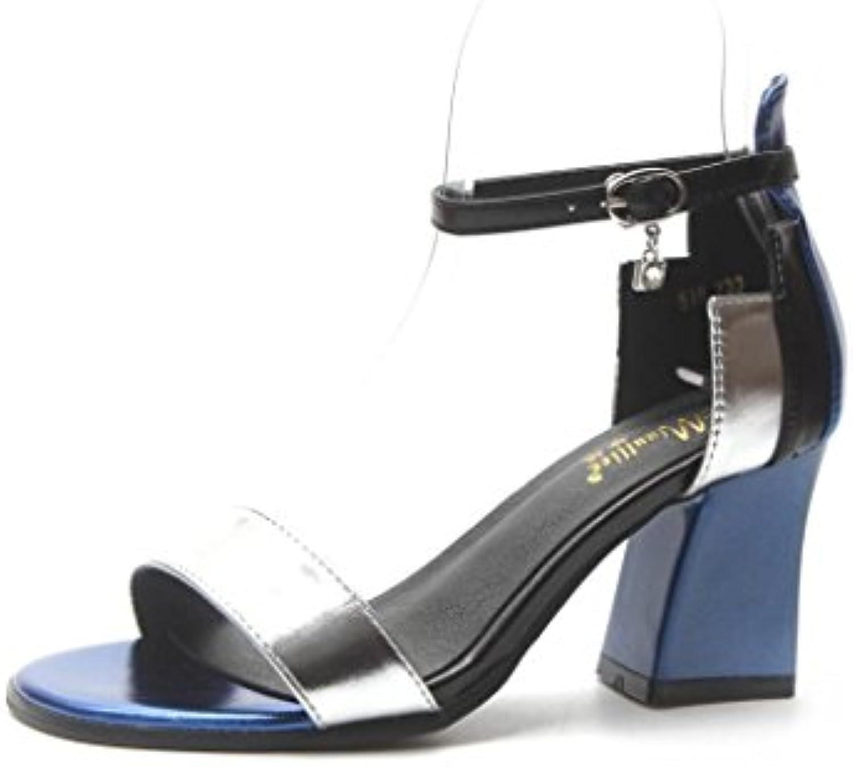 SANFASHION Bekleidung SANFASHION Damen Schuhe 144155 - Romana de Piel Mujer