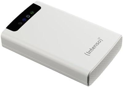 Intenso memory 2 Move disco duro externo con WiFi (6,4 cm (5.08 cm , 8MB caché, USB 3.0)