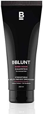 BBLUNT Born Again Shampoo - For Stressed Hair, 200 ml