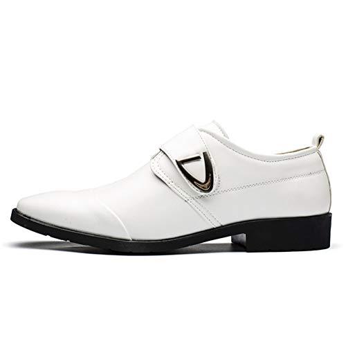 Herren Oxford Business Schuhe Mode Frühjahr und Herbst Offizielle Business Leder Wear Schuhe Spitzen Schuhe