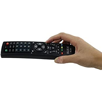 Universal 10 in 1 Remote Control for DVD, CD, VHS: Amazon.co.uk ...