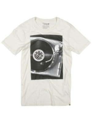 T-Shirt Element: Vinyl Stacks Off WH M