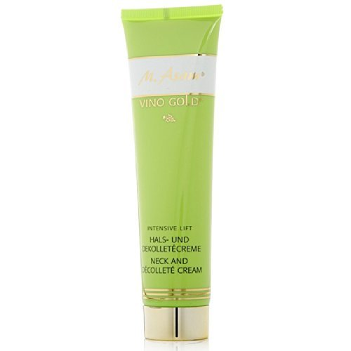 M.Asam Vino Gold Intensiv Lift Hals & Dekolleté Creme - 100ml