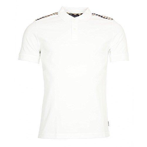 aquascutum-hill-club-check-shoulder-detail-polo-xxxl-white