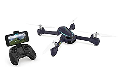 XciteRC H216A Hubsan X4Desire Pro RTF Drone with App Control–1080p IP Camera, GPS, Follow Me, Waypoints, Battery, Charger and Remote Control, Black from Hubsan