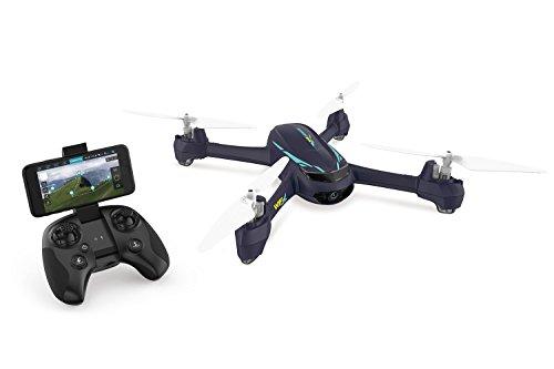 XciteRC H216A Hubsan X4 Desire Pro – Rtf-Drohne mit App-Bedienung, 1080p-Kamera, Gps, Follow-Me, Waypoints, Akku, Ladegerät und Fernsteuerung, Schwarz
