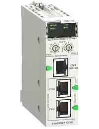 BMXCRA31210-Modicon X80 RIO Drop E/IP Leistungs-/Service-Schnittstelle, erweiter