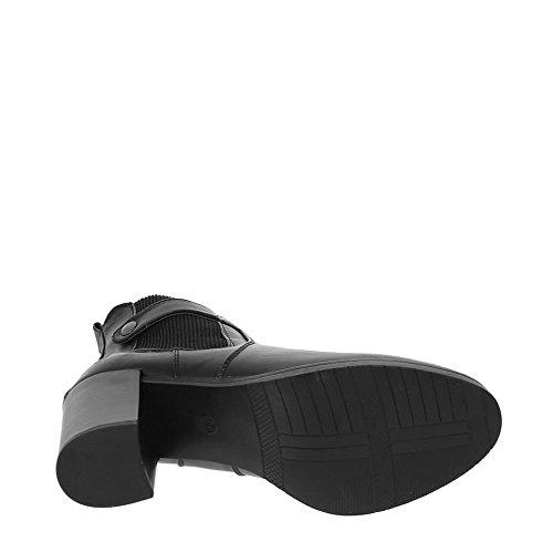 Heavenly Feet Tamara Boots Schwarz Schwarz