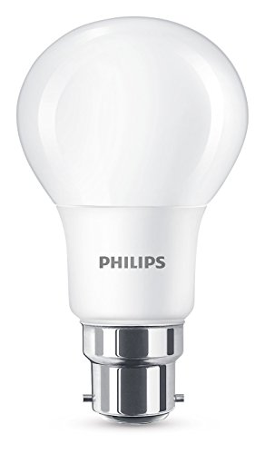 Philips-LED-Light-Bulb-Frosted-55-W-40-W-Warm-White