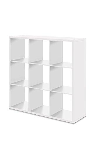 Avanti Trendstore - Regal mit 9 offenen Fächern, in verschiedenen Farben erhältlich, ca....