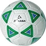 Mikasa-SS40-Series-Soccer-Ball-Green