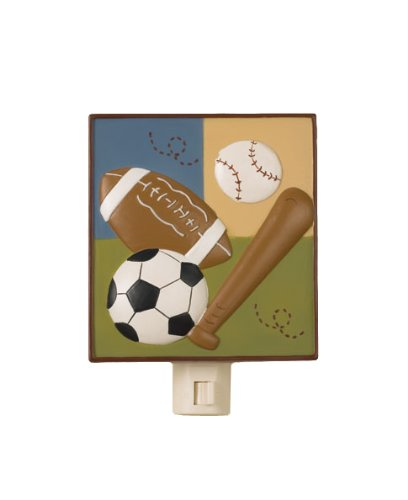 CoCaLo Night Light, Sports Fan
