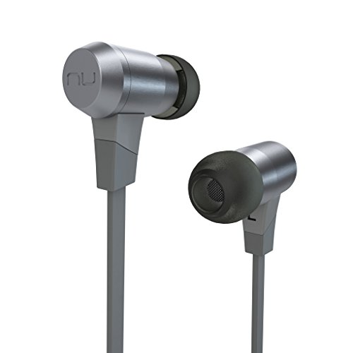 Optoma NuForce BE6I - Auriculares in-ear (Bluetooth, teclas para volumen, 95 dB)