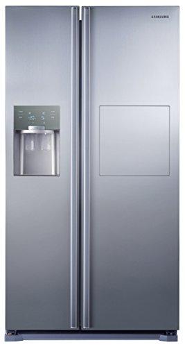 Samsung Tür Kühlschrank Griff (Samsung RS7578THCSLEF Side-by-Side (343 kWhJahr, 359 L Kühlteil, 171 L Gefrierteil Premium Optik, A++) edelstahl)