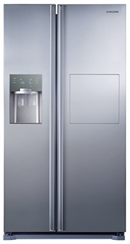 Samsung RS7578THCSLEF Side-by-Side (343 kWhJahr, 359 L Kühlteil, 171 L Gefrierteil Premium Optik, A++) edelstahl