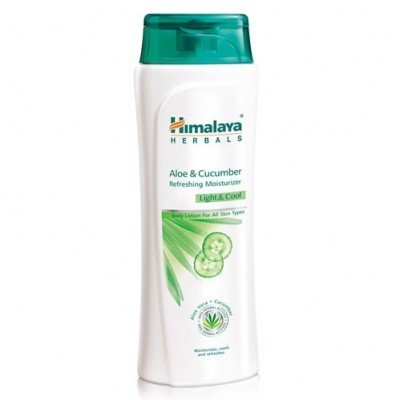 Himalaya Herbals Cucumber & Aloe Fresh Body Lotion (200ml) (Pack of 2)