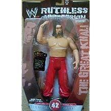 WWE RUTHLESS AGRESIÓN SERIE 42 THE GREAT KHALI FIGURAS LUCHA LIBRE