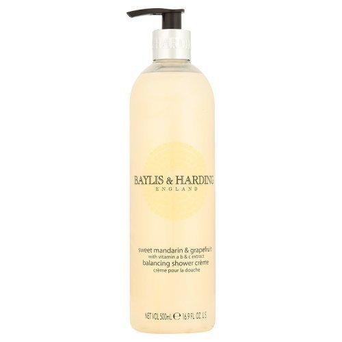 Baylis and Harding Mosaic Sweet Mandarin and Grapefruit Shower Creme 500ml