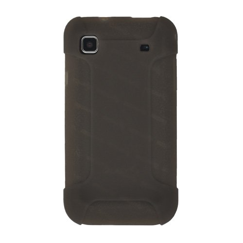 Amzer AMZ88766 Silicone Skin Jelly Case for Samsung Galaxy S I9000 (Grey)  available at amazon for Rs.269