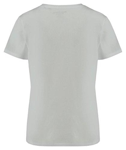 Marc O'Polo Damen T-Shirt mehrfarbig (combo D19)