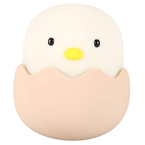 Neufday LED Chick Shape Touch Light Tumbler Nachttischlampe(White) Ss Tumbler