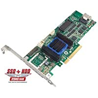Adaptec RAID 6405 512MB SATA3 SAS 2,0 PCIe carta Storage