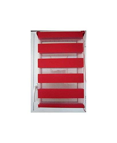iMazot, Discount et Design Store Enrouleur Lumière/Nuit Rouge 45x180 Cm