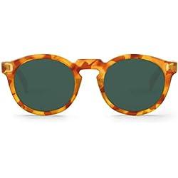 Mr. Boho | Jordaan | Caramel - Gafas de sol para hombre y mujer