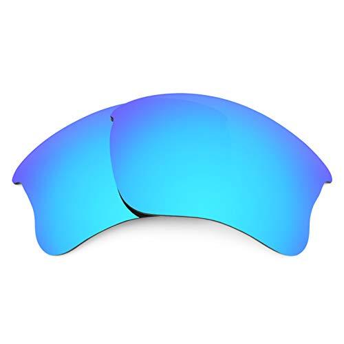 1180a4f822 Revant Lenti di ricambio Blu Ghiaccio per Oakley Flak Jacket XLJ  MirrorShield® Asian Fit