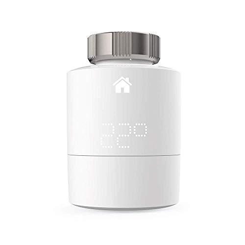 Tado Smartes Heizkörper-Thermostat (Zusatzprodukt für Einzelraumsteuerung, intelligente Heizungssteuerung)