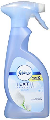 Febreze Reine Frische Textilerfrischer-Spray, 375 ml (Frische Produkte, Lufterfrischer)