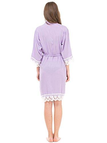 Mr&Mrs Right - Peignoir - Femme Violet clair