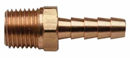 'Moeller Brass Fuel Line Hose Barb (Female 1/4