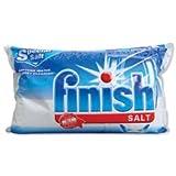 - Sal y suavizante Finish Ref N04130 para lavavajillas, (2 kg)