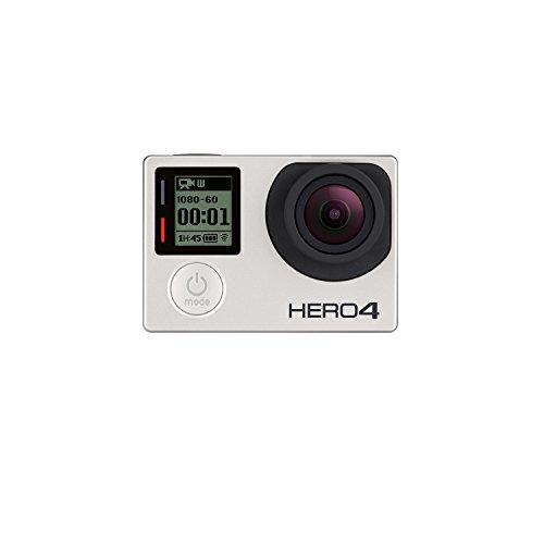 GoPro Actionkamera Hero4 (UK), Silver Adventure - 3