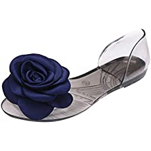 0420356ae Berimaterry Sandalias Mujer Verano 2019 Zapatos Planos cómodos Mujer  Primavera Verano Bohemia Sandalias Zapatos Planos de